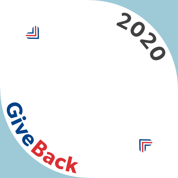 GiveBack2020 Facebook Profile Frame