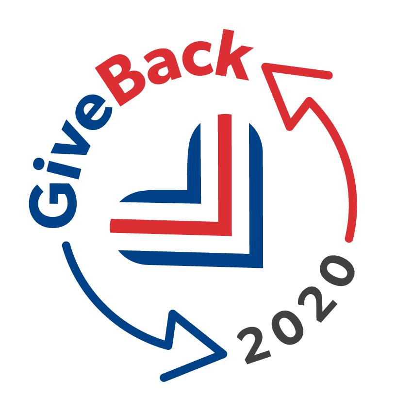 GiveBack2020 Logo