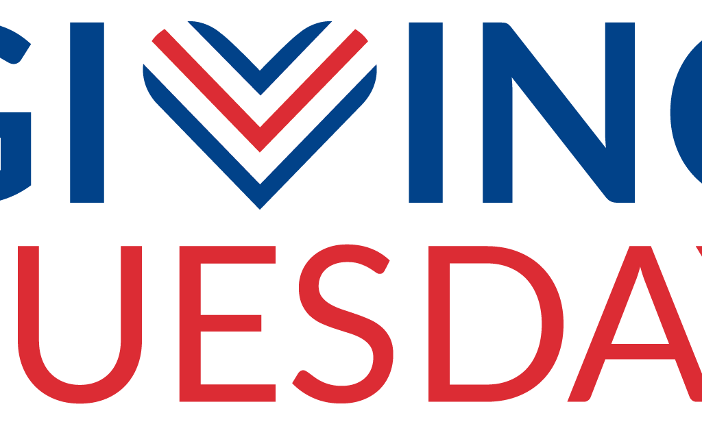 Giving Tuesday logo Vertical