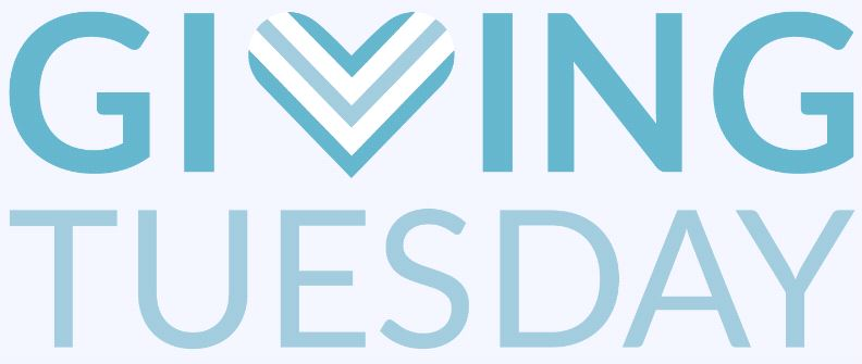 Giving Tuesday Campaign logo Vertical NEUTRAL