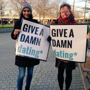 give a damn dating