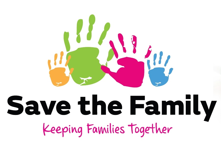 save the family logo giving tuesday