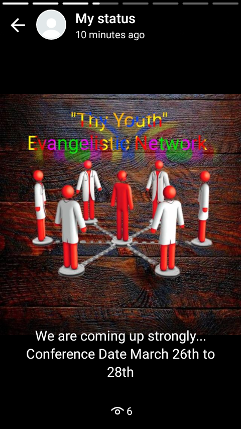 """Thy Youth"" Evangelistic Network"