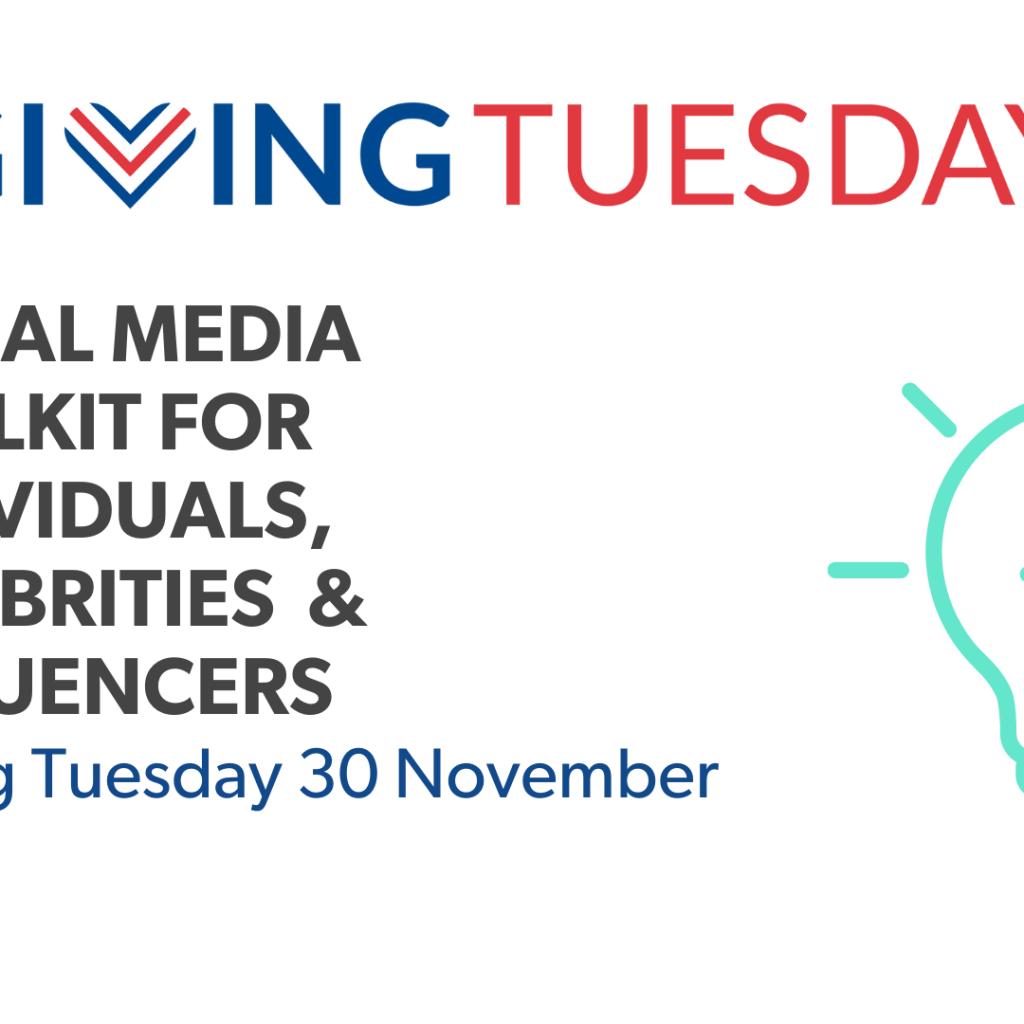 Hyperlink to Social Media Toolkit for Individuals for Giving Tuesday 2021